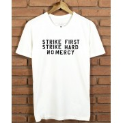 Camiseta Strike First