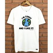 Camiseta Terra Curvy