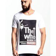 Camiseta Who