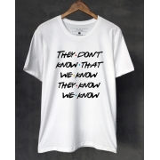 Camiseta They Don't Know