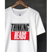 Camiseta Thinking Heads