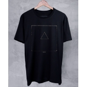 Camiseta Triangulo Minimalista