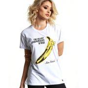 Camiseta Velvet Underground STM + Adão