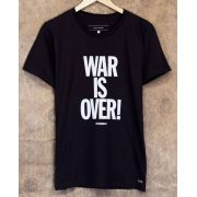 Camiseta War is Over