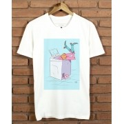 Camiseta Wash Machine