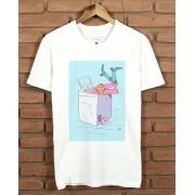 Camiseta Wash Machine