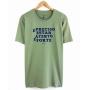 Camiseta Atento e Forte