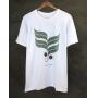 Camiseta Café Brasileiro - Branca