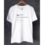 Camiseta Kanye Tweet