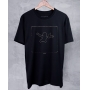 Camiseta Nevermind Minimalista