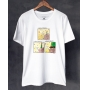 Camiseta Pequeno Medio Grande