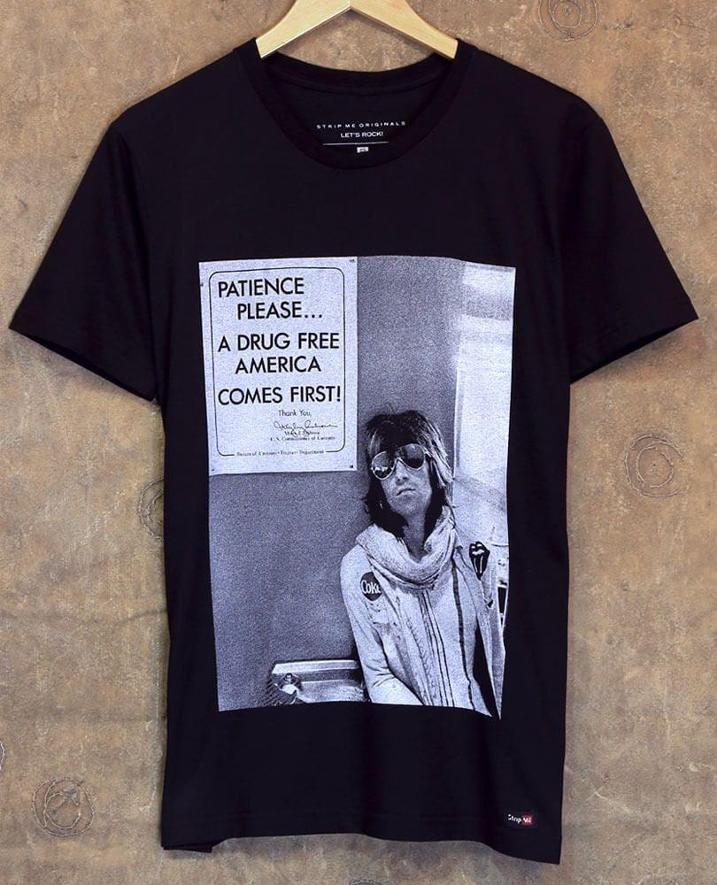 f14e704f8e STM Camisetas e Camisas de rock que vestem bem - para homens