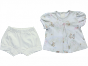 Conjunto Feminino Blusa+Short  Cúpidos