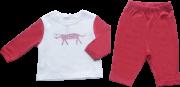 Pijama Feminino Amigos da Natureza Onça Pequeno
