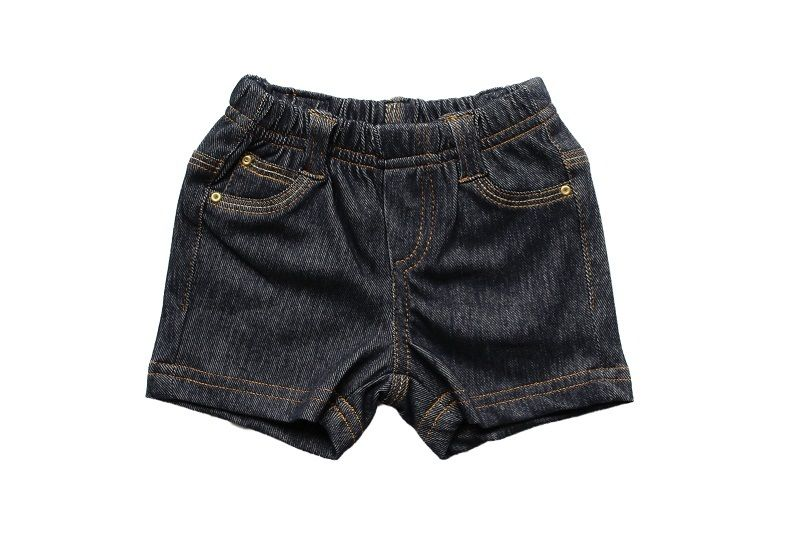 Bermuda Jeans Masculina Comfort Denim Infantil