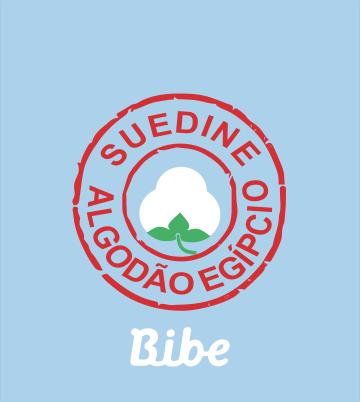 Calça Bebê Básica Com Pé 100% Algodão Egípcio BY BIBE