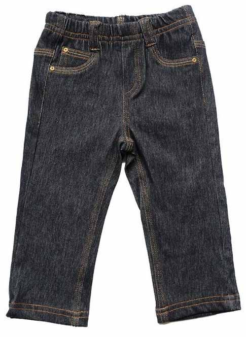 Calça Jeans Masculina Reta Comfort Denim Bebê