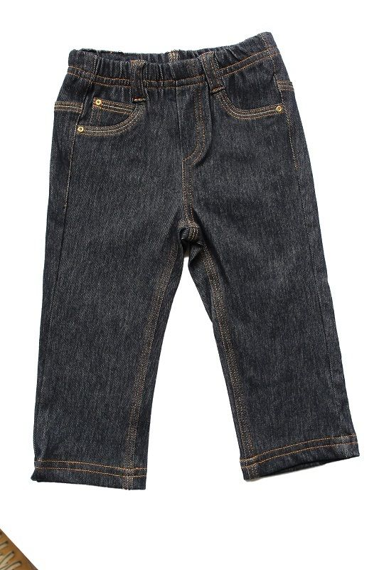 Calça Jeans Masculina Reta Comfort Denim Infantil