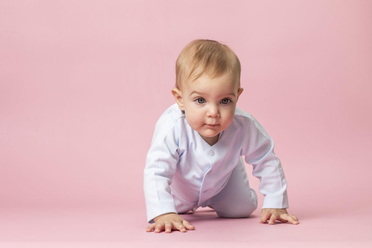 Casaco Bebê Básico 100% Algodão Egípcio BY BIBE