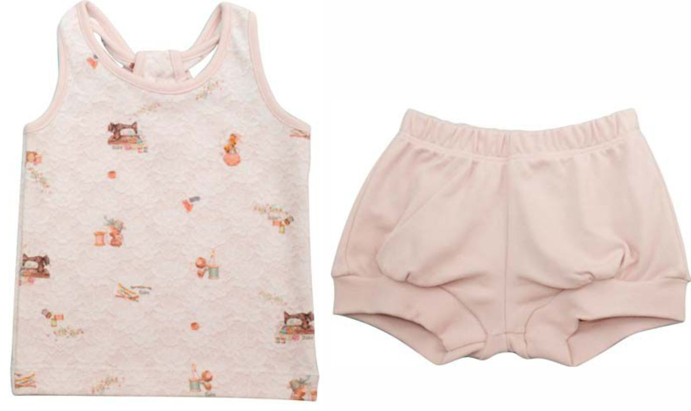 58d31e05b Conjunto Feminino Blusa + Short Estampa Digital Costurinha. Comprar