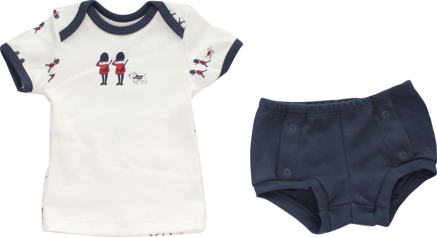 Conjunto Masculino Camisa + Bermuda Guarda Real