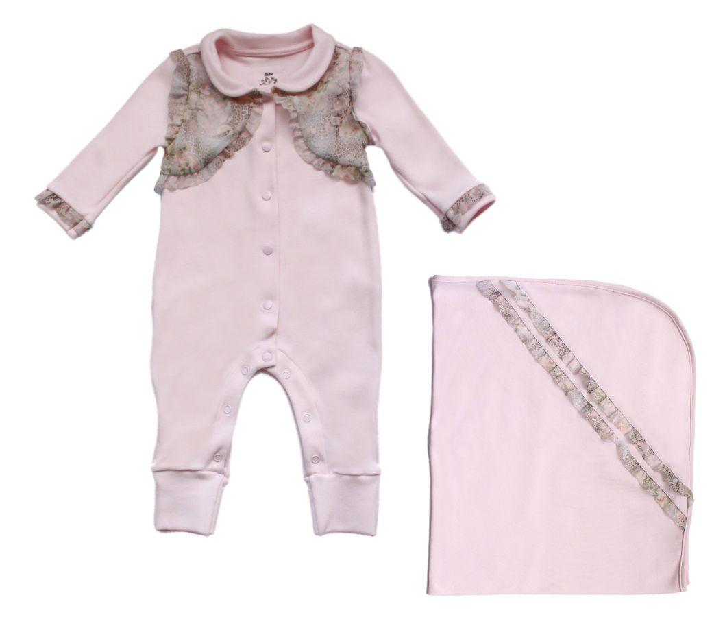 Conjunto Maternidade Feminino Sem Forro Onça