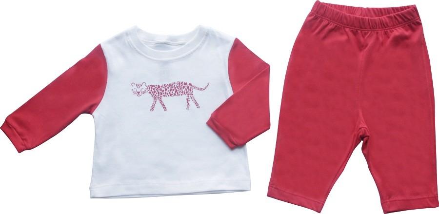 Pijama Feminino Amigos da Natureza Onça
