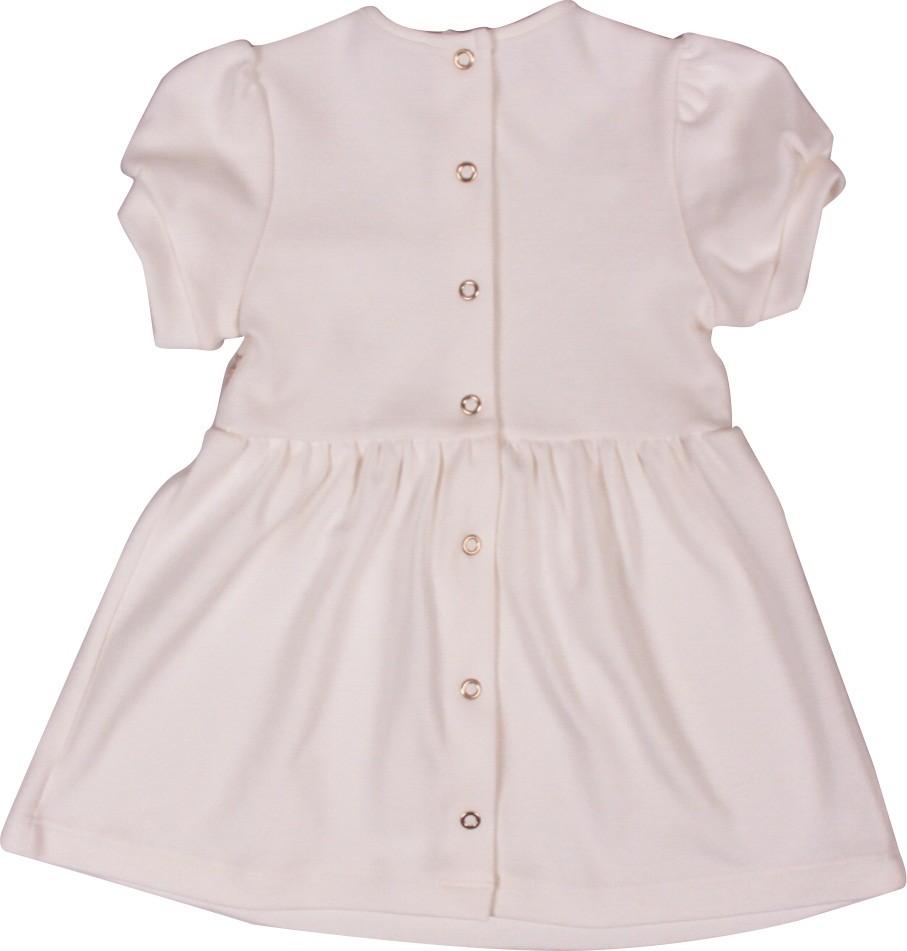 Vestido Feminino Off White