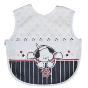BABADOR ESTAMPADO BABY SAILOR