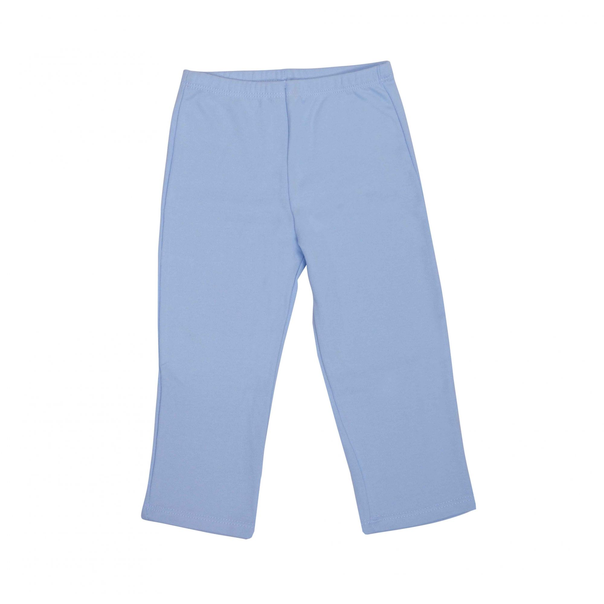 Kit Pijama Camiseta Manga Curta e Calça Azul