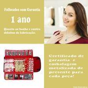 Atacado Kit 20 Pulseiras Premium Folheadas Revenda
