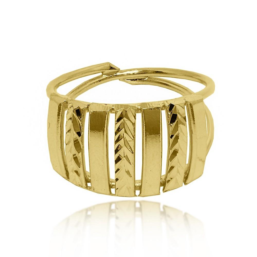 produtos detalhes anel duplo adornado com perola e strass folheado a ... 5815dce44174c