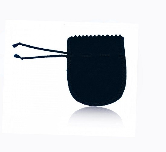 Saquinho de Veludo Pequeno 8,0 x 6,50 cm