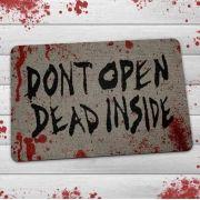 Capacho Ecológico Dont Open Dead Inside