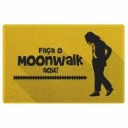Capacho em Vinil Moonwalk