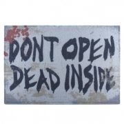 Capacho Vinil - Dont Open Dead Inside
