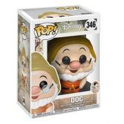 Funko POP Disney Snow White Mestre DOC