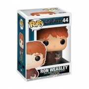 Funko POP - Harry Potter Ron Weasley with Scabbers #44