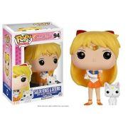 Funko POP - Sailor Venus & Artemis (Caixa Amassada)