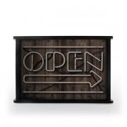 Luminária Open