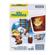 Mega Bloks Minions Bola de Neve