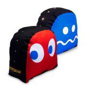 Peso de Porta Fantasma Vermelho com LED - PAC-MAN