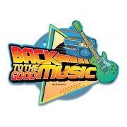 Placa de Parede - Back to The Good Music