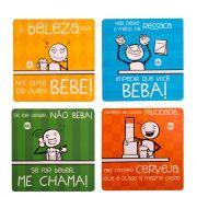 POrta Copos - Frases de Boteco - MDF