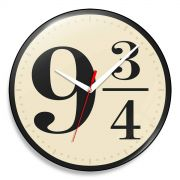 Relógio de Parede Hogwarts Express - 30 cm