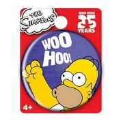 The Simpsons - Homer Woo Hoo! Pin