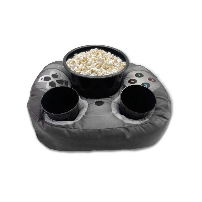 Almofada Porta Pipoca Controle de Video Game