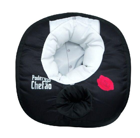 Almofada Porta Pipoca - Poderoso Chefão Kit 1 Balde + 1 Copo