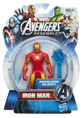 Avengers Assemble Iron Man