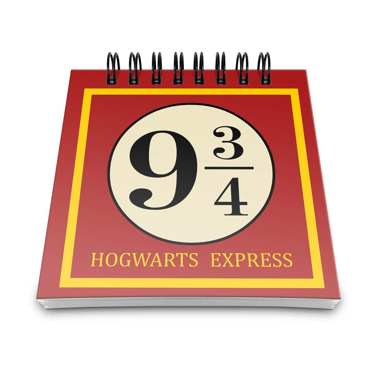 Bloco de Anotações Hogwarts Express